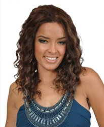 Human Hair ELH-Pomona Front Lace Wig