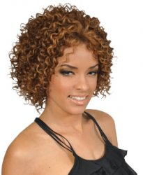 Human Hair ELH-Mindy Front Lace Wig