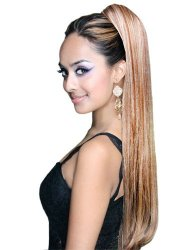 Drawstring HP-257L Ponytail Hair Pieces