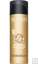 Redken All Soft Gold Glimmer Perfecting Shine Treatment