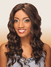 Eve Lace Front Wig - BY104